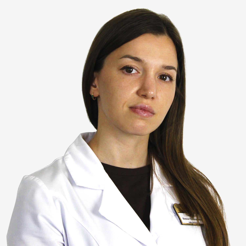 Токарева Елена Геннадьевна